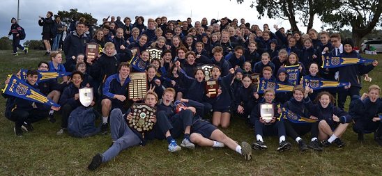 Cross Country Champions - Division A